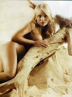Kristen Chenoweth Nude in Allure Magazine's Look Better Naked Pictorial