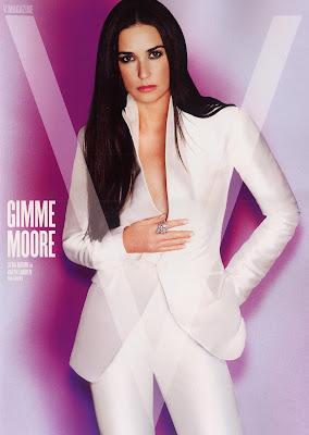 Demi Moore V Magazine Pics 2