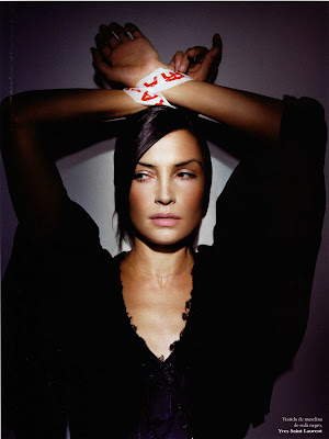 Famke Janssen's Citizen K Shoot