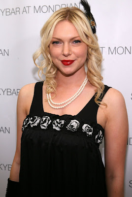 Laura Prepon at Skybar in West Hollywood