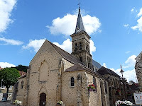 シュヴルーズのサン・マルタン教会