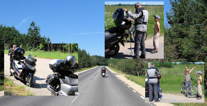 touren mit dem motorroller motorrad oder willkommen bei kurzer weg motorrollerreisen. Black Bedroom Furniture Sets. Home Design Ideas