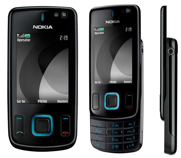 -FHCJ' 6600 3D'J/ -Nokia