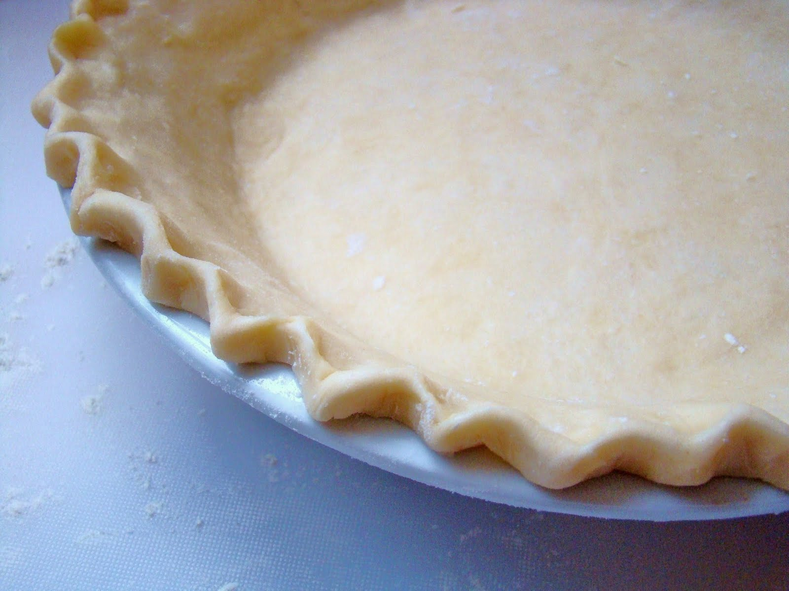 So do tell, darling readers…what's your favorite pie crust recipe?