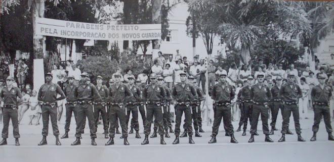 formatura da 2ª turma 1985