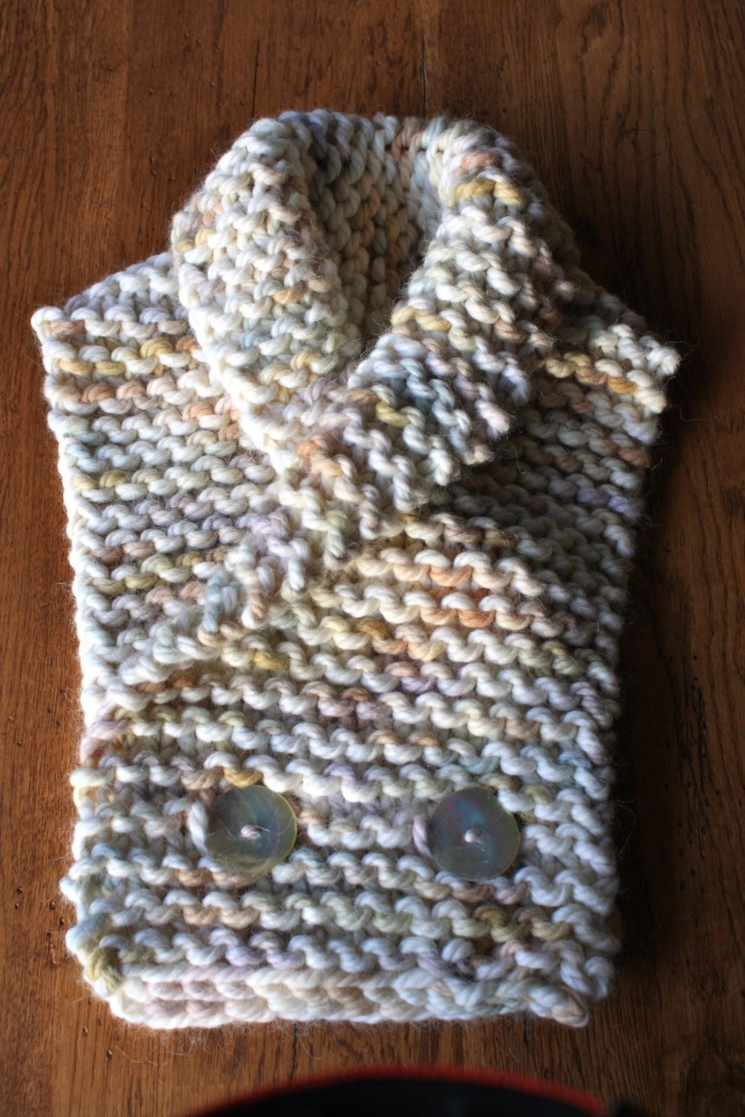 Cora Cooks: Knitting