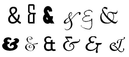 la letra i latina: