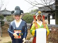 Kent in Korea