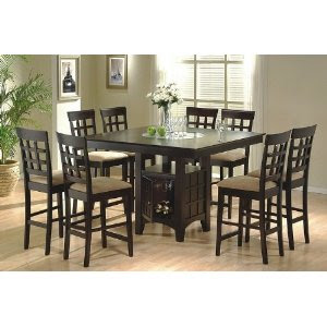 Dining tables the latest trends for the love of my home for Latest trends in dining table sets