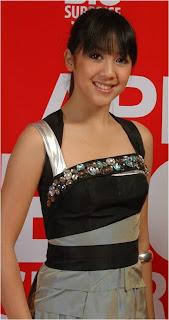 Sherina Munaf cantik