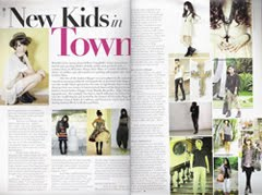 Zee Lifestyle Magazine: New Kids in Town