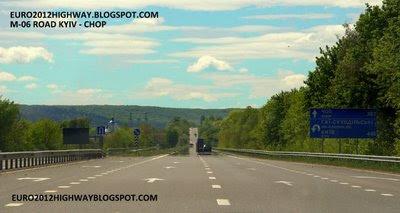 Автодорога М-06 Киев - Чоп