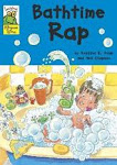 And here are some more of my books - Bathtime Rap