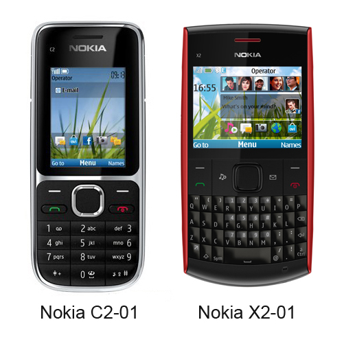 nokia x2 01 price. Nokia C2-01