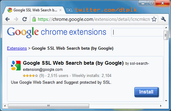 how to install google search engine on blackberry