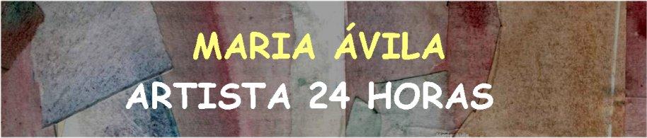 Maria_Avila - Artist 24 Hours