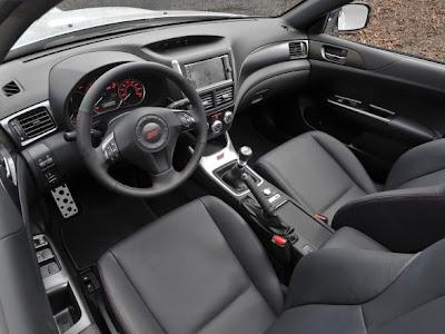 New Subaru Wrx Sti 2011. New for 2011, the WRX STI
