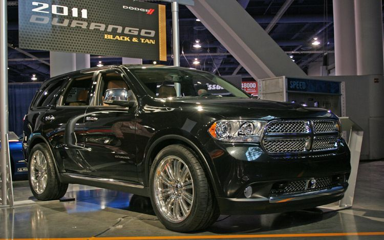 Dodge Durango 2011 Pics. of the 2011 Dodge Durango,