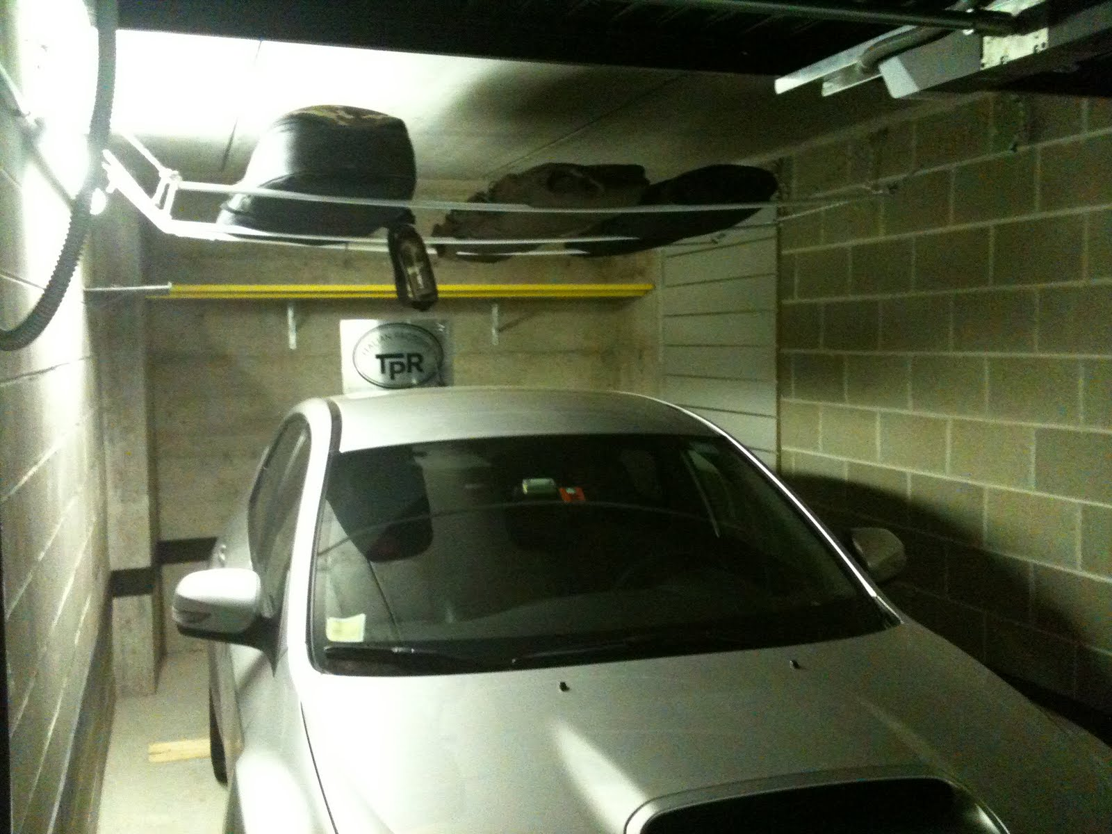 mygarage allestimento box e garage su misura box