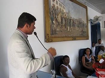 Vereador Carlos Pereira