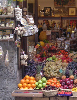 My favorite market in Bologna