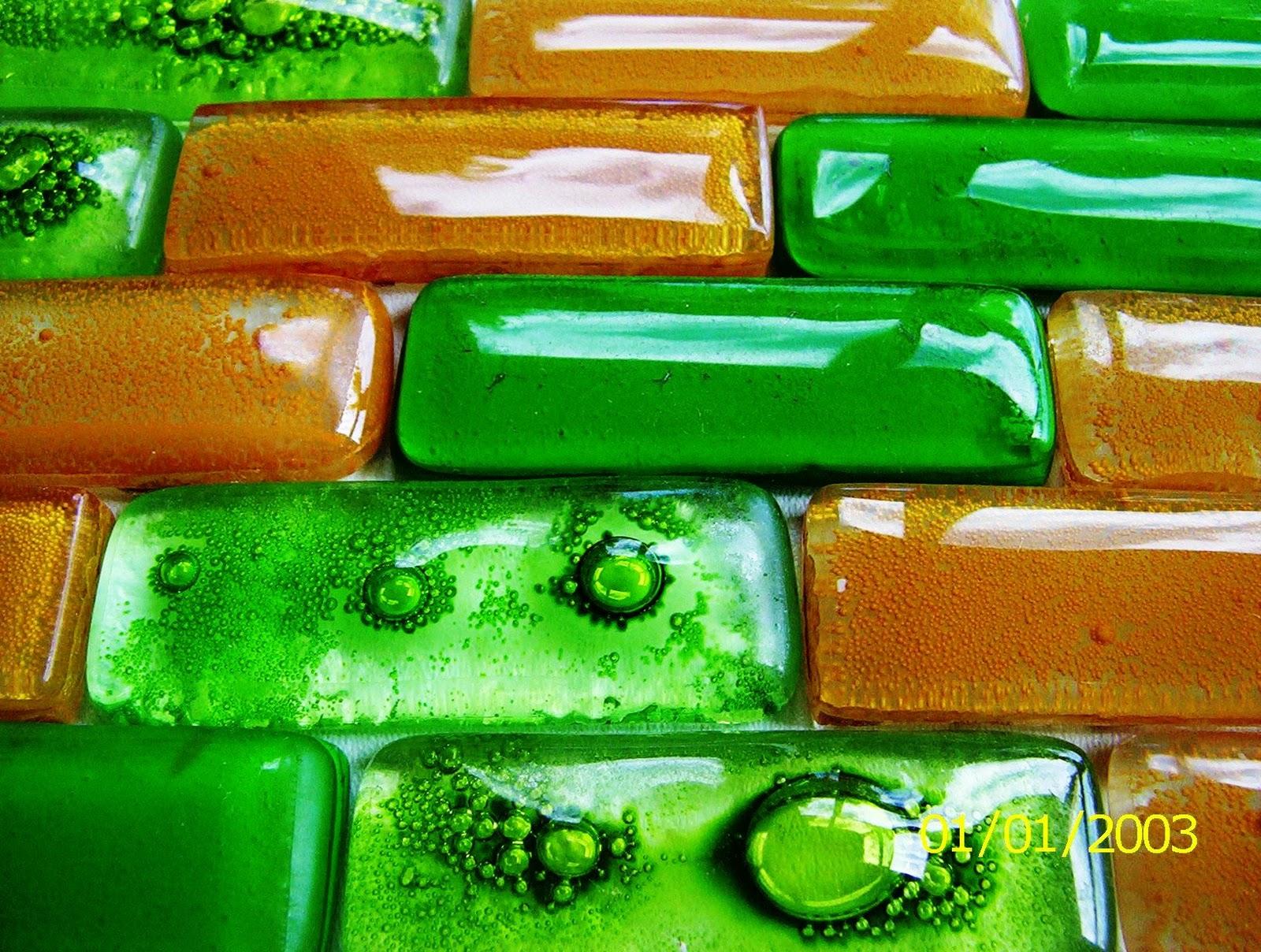 Azulejos de vidrio - Azulejos de cristal ...