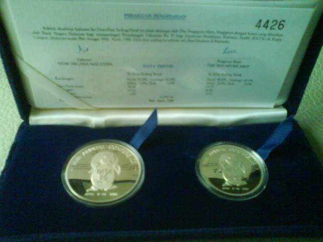 1986 COINS PROOF PATA