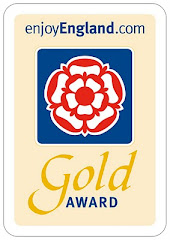 Gold Award for 2013/4