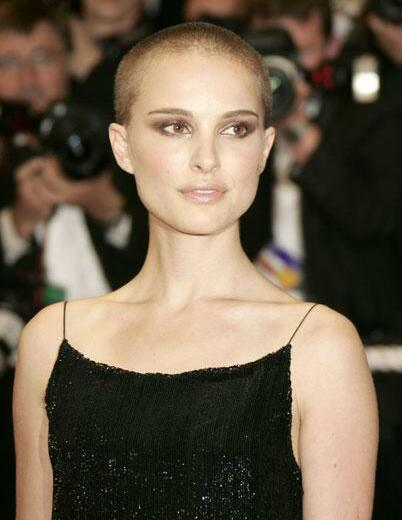 natalie portman curly hair. The Ravishing Beauty of Natalie Portman's Short Hair Style