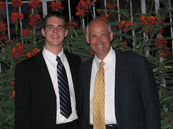 President Larkin & Tim