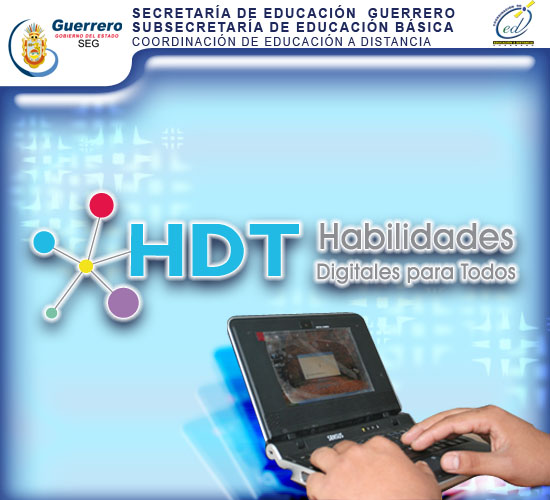 PROGRAMA HABILIDADES DIGITALES PARA TODOS