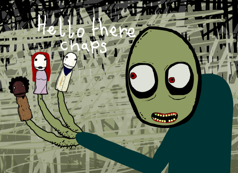 Write my salad fingers thesis