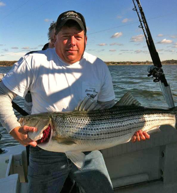 Fishy news from garrett 39 s marina captain randy sparks and for Sparks marina fishing