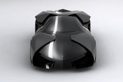 Konsep Mobil Lamborghini 2016