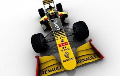 Mobil F1 Renault R30
