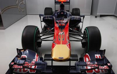 Mobil F1 Toro Rosso STR5