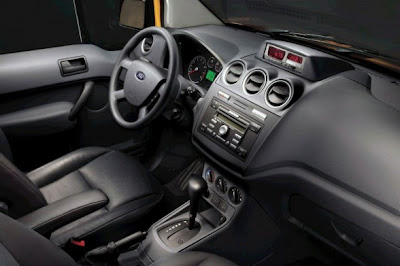 Taxi 2011 Ford Transit Connect Taxi