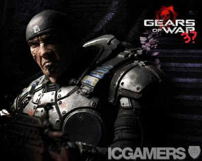 New Game Gears Of War 3