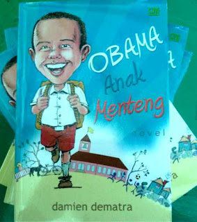 Novel Obama Anak Menteng (Obama Kecil)