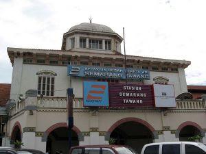 Stasiun Tawang Semarang