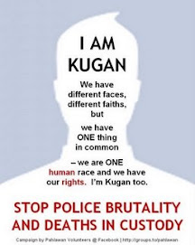 Justice for A. Kugan &amp; other custodial deaths