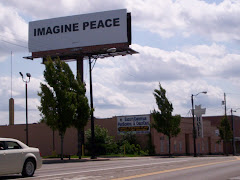 "Yoko Ono ""Imagine Peace"""