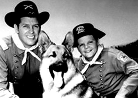 TV.Series. Rin tin tin