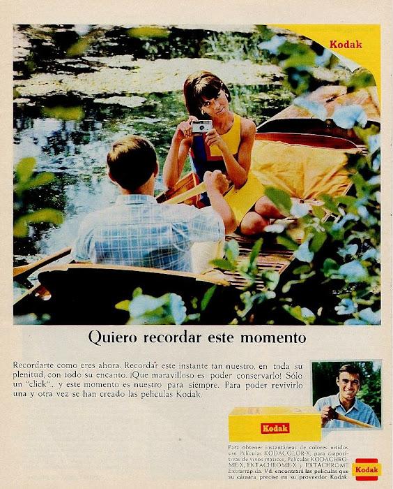 Anuncios.1967 Kodak
