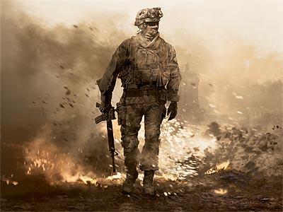 Modern Wallpaper on Of Duty Modern Warfare 2 Mw2 Is A True Sequel To Call Of Duty Modern