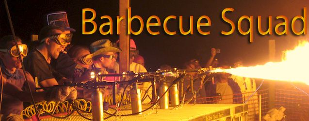 Barbecue Squad