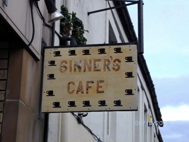 Sinners Cafe