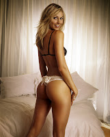Stacy Keibler Sweet Ass Bikini Pictures