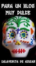 Gracias a mi amiga Bárbara por este dulce tradicional y mexicano regalo