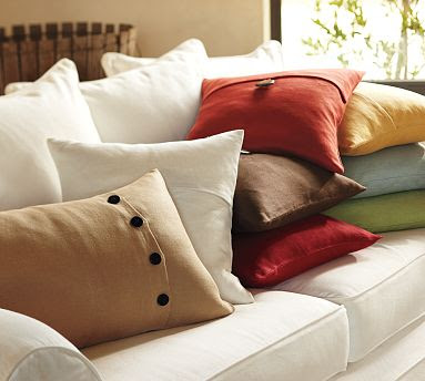 Imparting Grace: Inspired by Pottery Barn: pillow tutorial